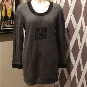 CELINE Sequined Sweatshirt